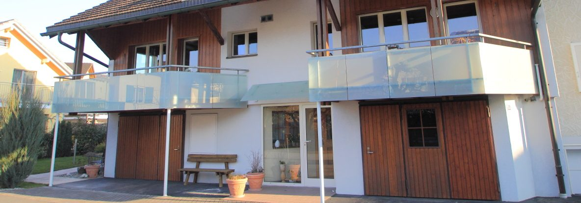 6,5 Zi. Haus mit 3,5 Zi. Maisonettewohnung | Liebhaberobjekt in Dorfkernzone | Ruggell