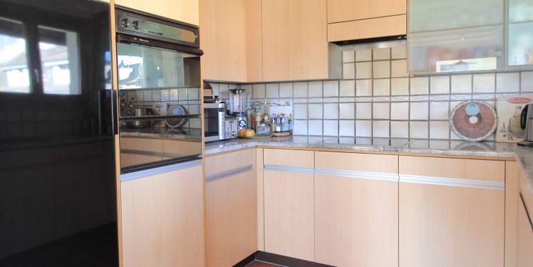 Küche neu Ruggell EFH