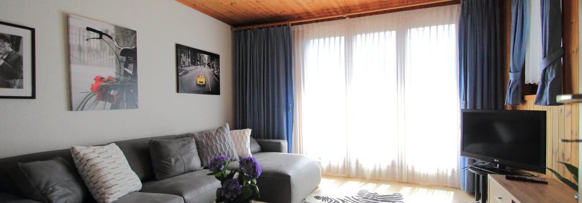 2 Zimmer Einliegerwohnung | Ruhige Lage & möbliert| Triesen
