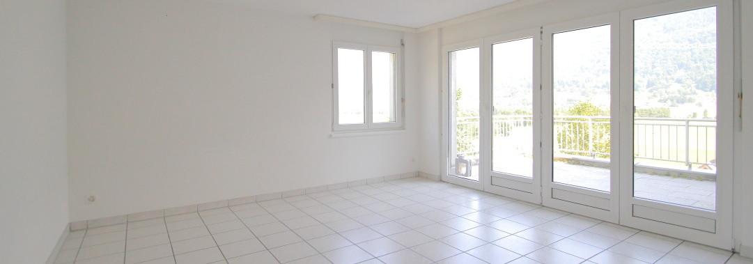 Einzigartige 3,5 Zimmer Maisonettewohnung    ruhige Lage   Mauren