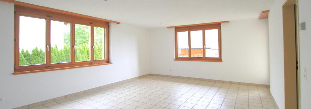 Preiswerte 3,5 Zimmerwohnung | an Ruhiger Lage | Mauren