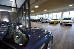 Exklusivparkplätze & Standardparkplätze  | optionale Dienstleistungen | Ruggell