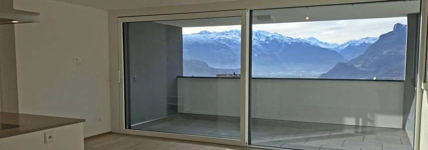 Hochwertige 3,5 Zimmerwohnung | zentrumsnahe Lage mit Weitblick | Triesenberg