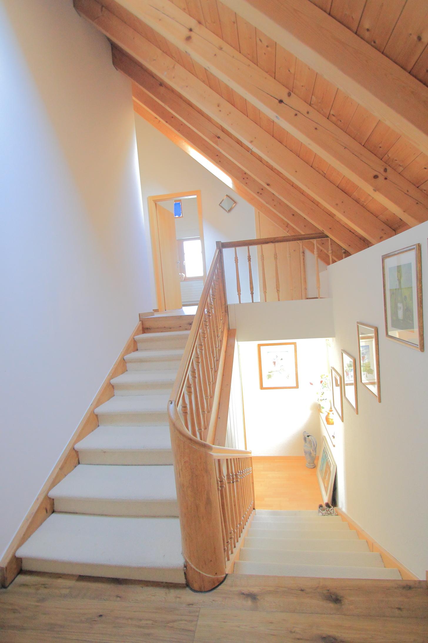 Preiswerte 4.5 Zimmer Maisonettewohnung | zentrumsnahe Lage | Schaan