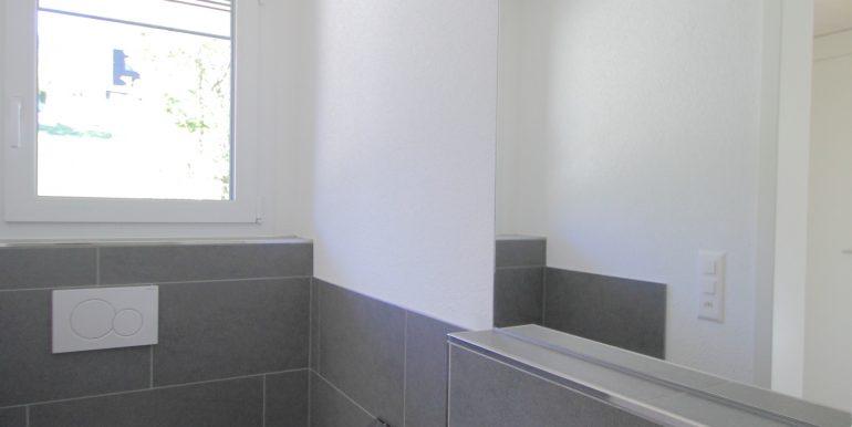 Gäste WC Eckreihenhaus Mauren