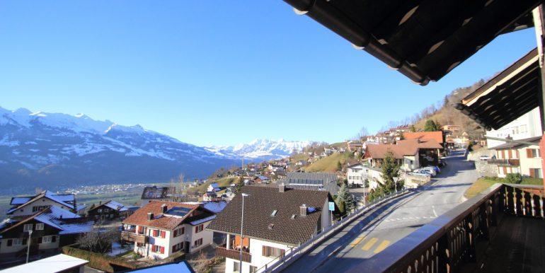 Balkon Triesenberg
