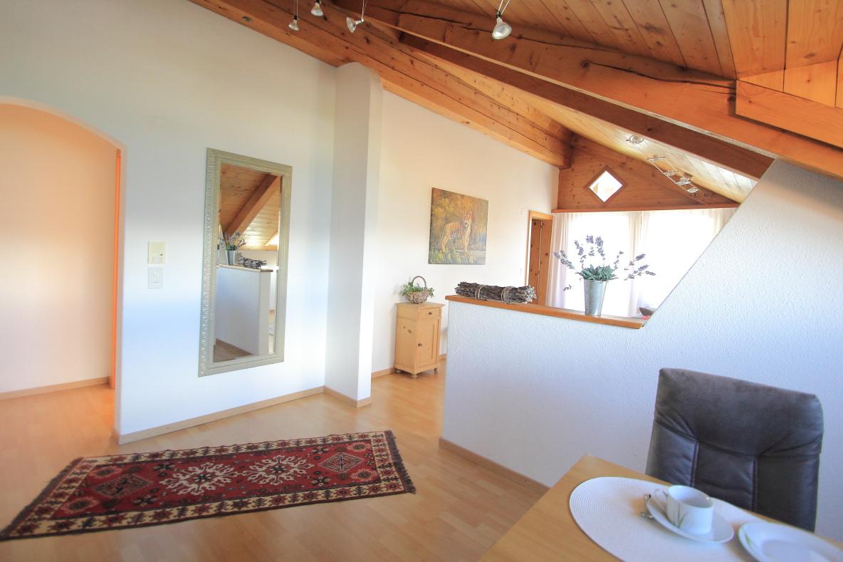 Charmante 3,5 Zimmer Attikawohnung | Triesenberg