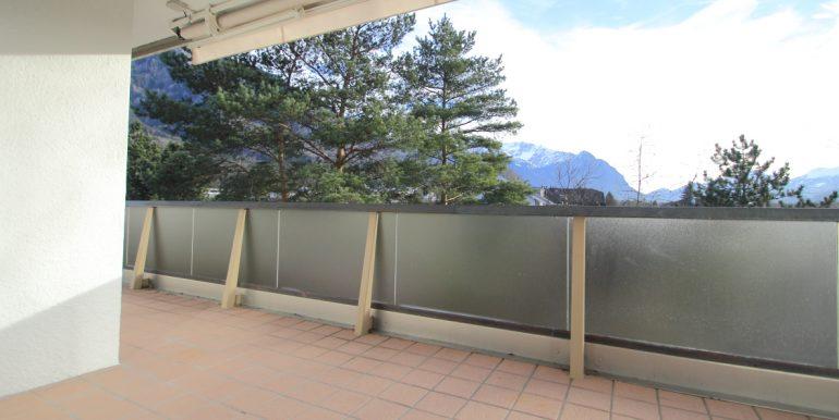 Balkon Gapetsch