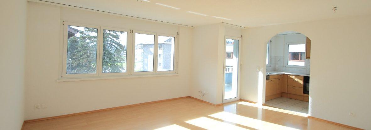 Helle 3,5 Zimmer Wohnung   ruhige Lage   Mauren