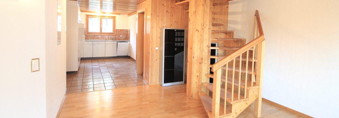 Charmante 3,5 Zimmer Maisonettewohnung   Dorfkernzone   Ruggell