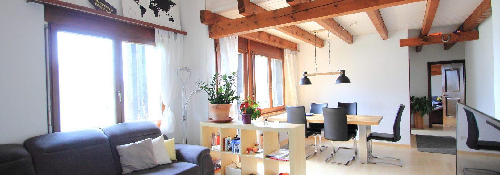 Preiswerte 5,5 Zimmerwohnung mit Potenzial | Ruhige Lage | Triesen