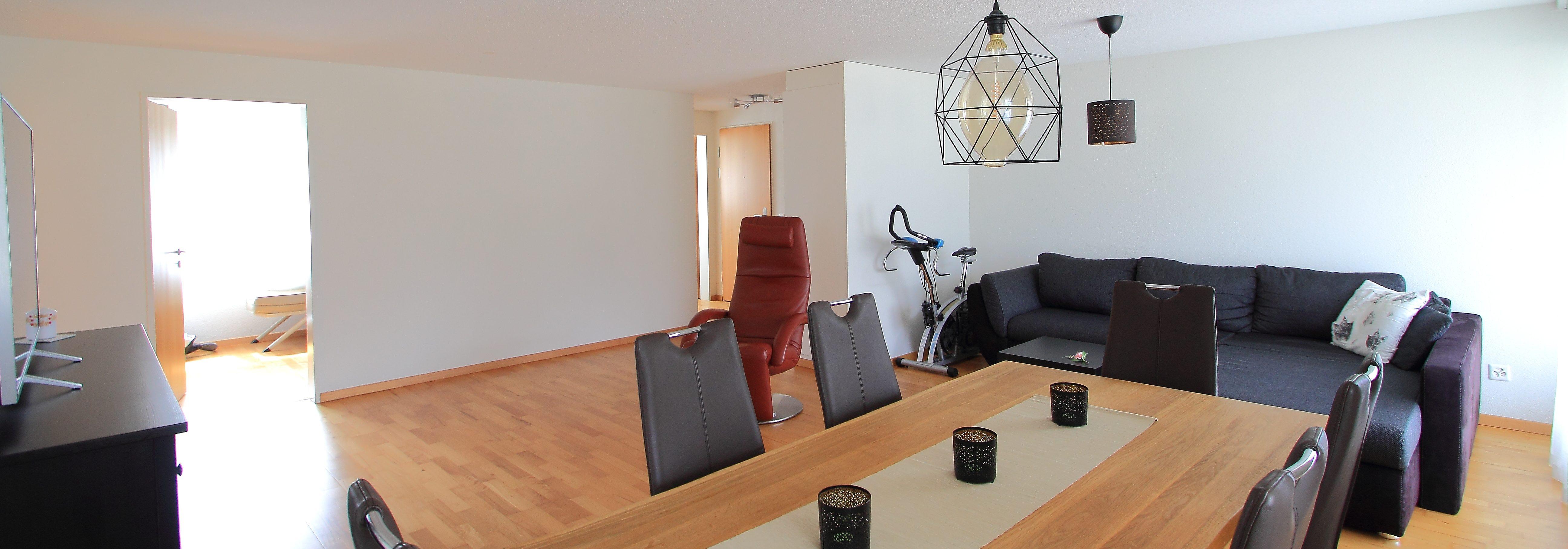 Gemütliche 3.5 Zimmerwohnung | gepflegte Liegenschaft | Eschen