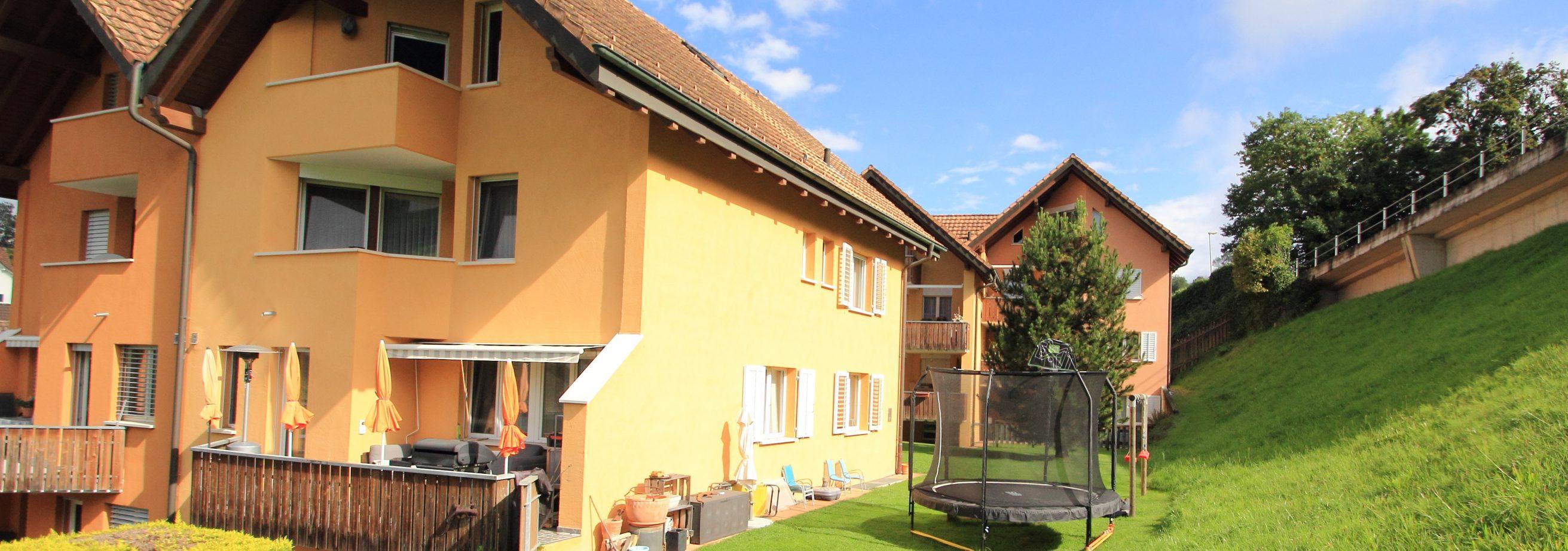 7,5 Zimmer Maisonettewohnung | familienfreundliche Lage | Schellenberg